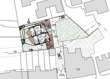 Thumbnail Commercial property for sale in Building Plot, 8 Dryden Road, Exeter, Devon
