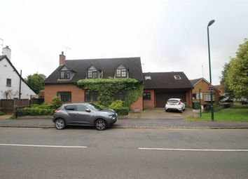 Thumbnail 4 bed detached house for sale in Main Street, Queniborough, Leicester