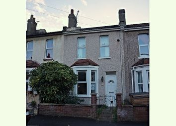 Thumbnail 2 bed terraced house for sale in Grove Park Terrace, Fishponds