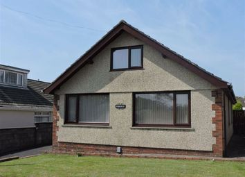 Thumbnail 3 bed detached bungalow for sale in Glasbury Road, Morriston, Swansea