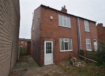Thumbnail 2 bed semi-detached house for sale in Westfields, Castleford, West Yorkshire