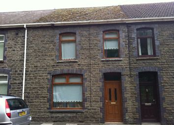 Thumbnail 3 bed terraced house to rent in Brytwn Road, Cymmer, Port Talbot, Neath Port Talbot.