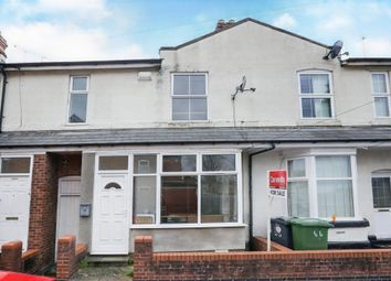 Thumbnail 3 bed terraced house for sale in Harrow Street, Whitmore Reans, Wolverhampton