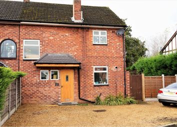Thumbnail 2 bed cottage to rent in Tudor Road, Wilmslow