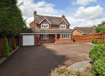 Thumbnail 4 bed detached house for sale in Icknield Street, Church Hill North, Redditch
