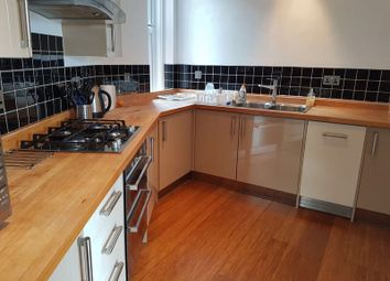 Thumbnail 1 bed flat to rent in Peel Street, Nottingham