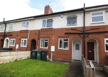 Thumbnail 2 bedroom terraced house to rent in Waggon Street, Cradley Heath