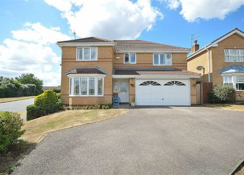 Thumbnail 4 bed detached house for sale in Little Greeve Way, Wootton, Northampton