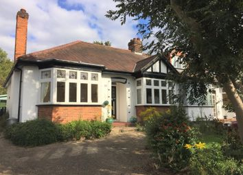 Thumbnail 2 bed semi-detached bungalow to rent in Mill Park Avenue, Hornchurch