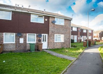 Thumbnail 2 bed terraced house for sale in Llys - Y - Celyn, Mornington Meadows, Caerphilly