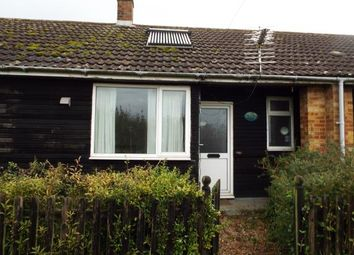 Thumbnail 1 bed bungalow for sale in Walpole St Andrew, Wisbech, Cambs