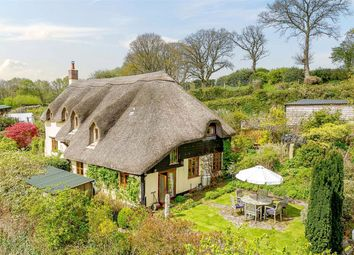 Thumbnail 4 bed detached house for sale in Yeoford, Crediton, Devon