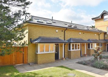 Thumbnail 2 bed mews house for sale in Stanley Road, Teddington