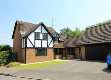 Thumbnail 5 bed detached house for sale in Springfield Lane, Rhiwderin, Newport