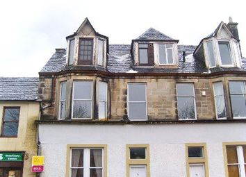 Thumbnail 1 bed flat for sale in Main Street, Lochwinnoch