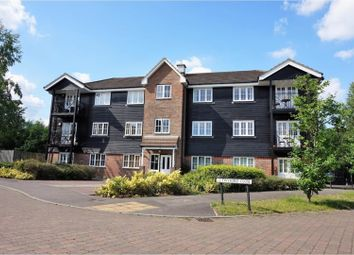 Thumbnail 2 bed flat for sale in Twyford Close, Fleet