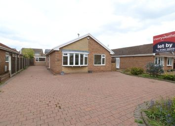 Thumbnail 3 bed detached bungalow to rent in Stonecross Gardens, Cantley, Doncaster, South Yorkshire