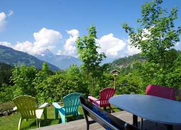 Thumbnail 3 bed chalet for sale in Gryon, Chalet Le Raidillon - Villars / Gryon, Switzerland