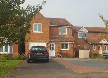Thumbnail 3 bed detached house for sale in Franklin Drive, Spalding