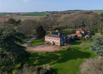 Thumbnail 6 bed equestrian property for sale in Cawkwell, Louth