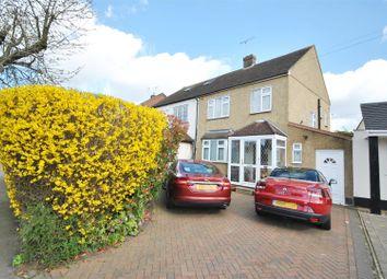 Thumbnail 4 bed semi-detached house for sale in Millcrest Road, Goffs Oak, Waltham Cross