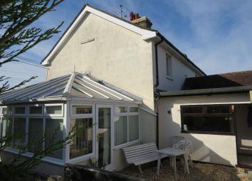 Thumbnail 3 bedroom end terrace house for sale in Salisbury Road, Bulford, Salisbury