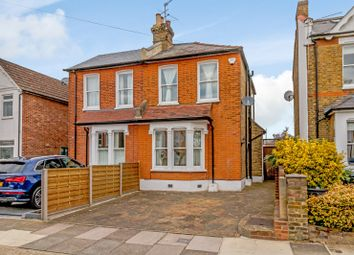 Thumbnail 3 bed semi-detached house for sale in St. Winifreds Road, Teddington