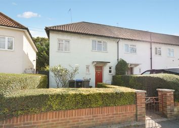 Thumbnail 3 bed end terrace house for sale in Conduit Way, London