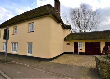 Thumbnail 4 bed link-detached house for sale in Copplestone, Crediton, Devon