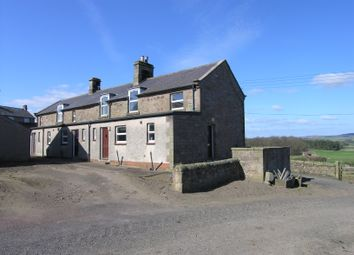 Thumbnail 2 bed terraced house for sale in Wooler