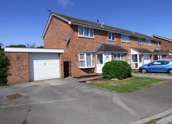 Thumbnail 3 bed end terrace house for sale in Christian Close, Worle, Weston-Super-Mare