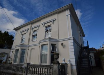 Thumbnail 2 bed flat to rent in Brixham Villa, 123 New Road, Brixham, Devon