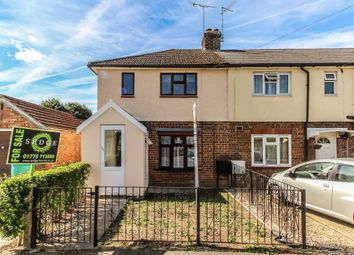 Thumbnail 3 bed end terrace house for sale in Bowditch Road, Spalding