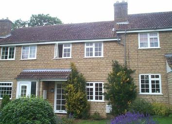 Thumbnail 2 bed terraced house to rent in Pinfold Close, South Luffenham, Oakham
