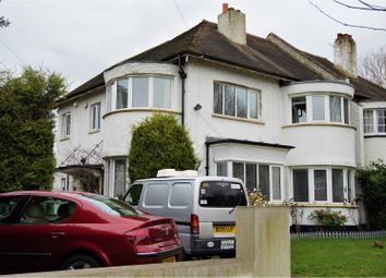 Thumbnail 4 bed semi-detached house for sale in Cheyne Walk, Croydon