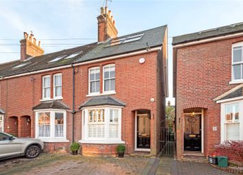 Thumbnail 4 bed semi-detached house for sale in Blackborough Road, Reigate, Surrey
