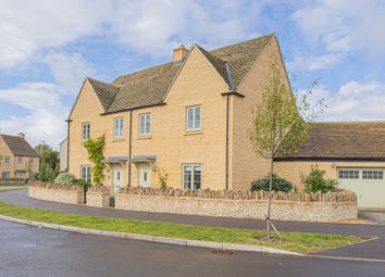 Thumbnail 4 bed semi-detached house for sale in Mercer Way, Tetbury