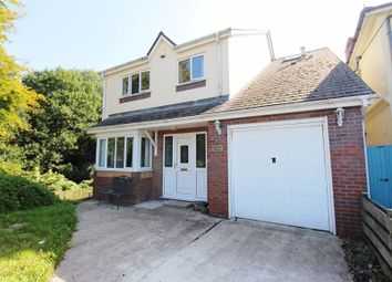 Thumbnail 4 bed detached house for sale in Ystrad Mynach, Hengoed