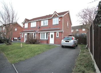 Thumbnail 3 bed semi-detached house for sale in Kingham Mews, Woolton, Liverpool, Merseyside