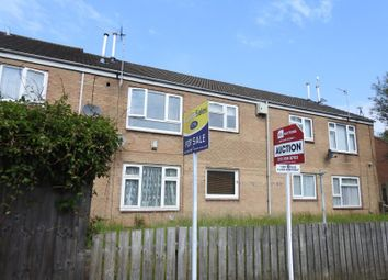 Thumbnail 1 bedroom flat for sale in Spindle Gardens, Bulwell, Nottingham