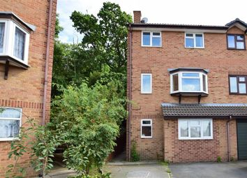 Thumbnail 3 bed semi-detached house for sale in Thames View, Cliffe Woods, Rochester, Kent