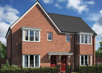 Thumbnail 2 bed semi-detached house for sale in Peters Village, Hall Road, Wouldham
