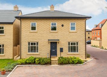 Thumbnail 4 bed detached house for sale in Hamilcar Close, Sherburn In Elmet, Leeds