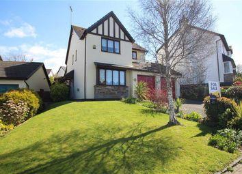 Thumbnail 4 bed detached house for sale in Stanbridge Park, Bideford