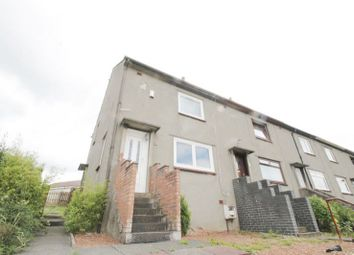 Thumbnail 2 bed end terrace house for sale in 16, Nelville Drive, Galston KA48Bn
