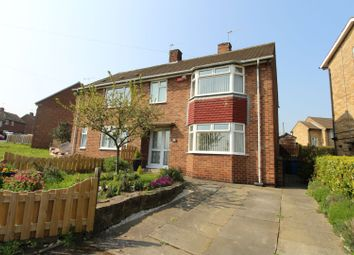 3 bed semi-detached house for sale in Flamsteed Crescent, Newbold, Chesterfield S41