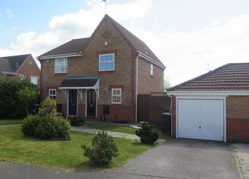 Thumbnail 2 bed semi-detached house to rent in Bythorn Close, Skegby, Sutton-In-Ashfield