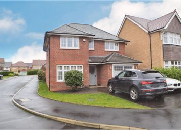 4 bed detached house for sale in Bonnington Close, Walkden, Worsley M28