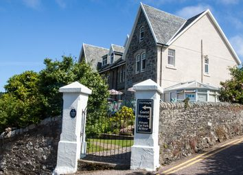 Thumbnail 10 bed detached house for sale in Thornloe Guest House, Albert Road, Oban