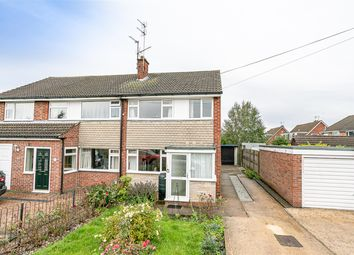 3 bed semi-detached house for sale in Laughton Road, Beverley, East Yorkshire HU17